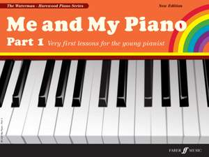 Fanny Waterman_Marion Harewood: Me and My Piano 1 Product Image