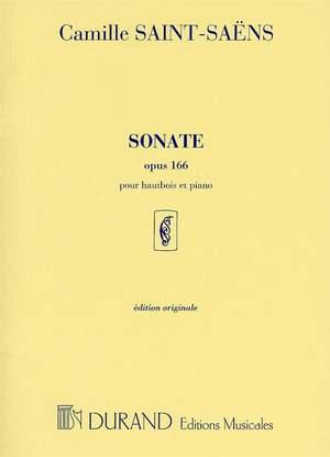 Camille Saint-Saëns: Sonate Op.166