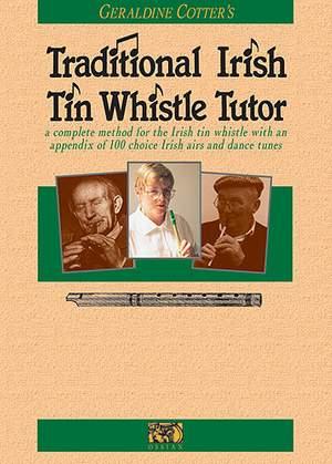 Traditional Irish Tin Whistle Tutor