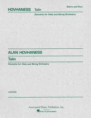 Alan Hovhaness: Talin Concerto