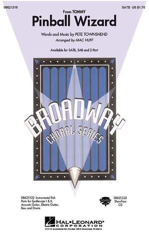 Pete Townsend: Pinball Wizard