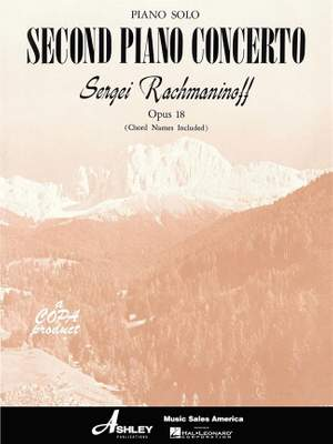 Sergei Rachmaninov: Rachmaninoff - Second Piano Concerto Opus 18