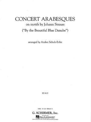 Johann Strauss: Concert Arabesques