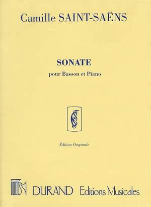 Camille Saint-Saëns: Sonate Op.168