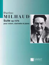 Darius Milhaud: Suite In D Op.157b