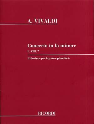 Vivaldi: Concerto FVIII/7 (RV497) in A minor (red. A.Ephrikian)