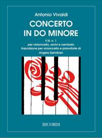 Antonio Vivaldi: Concerto In C Minor, RV401