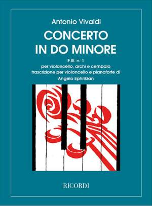 Antonio Vivaldi: Concerto In C Minor RV401