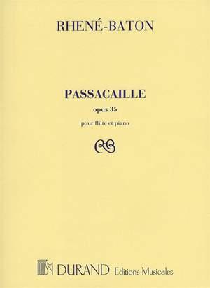 E. Rhené-Baton: Passacaille Opus 35