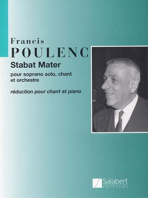 Francis Poulenc: Stabat Mater Product Image