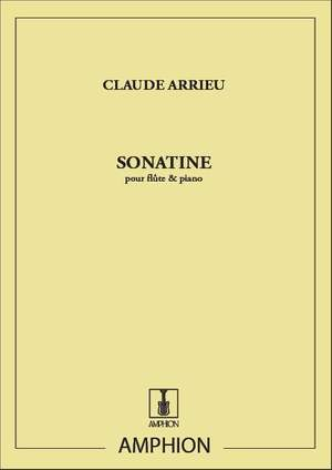 Claude Arrieu: Sonatine