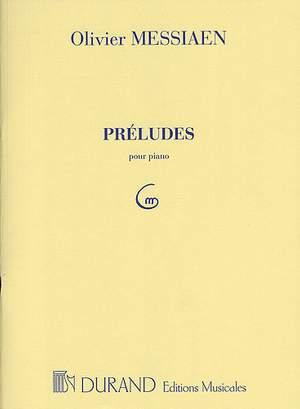 Olivier Messiaen: Préludes
