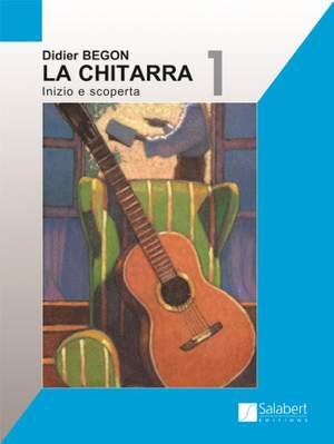 Begon: La Guitare Vol.1 (Italian text)