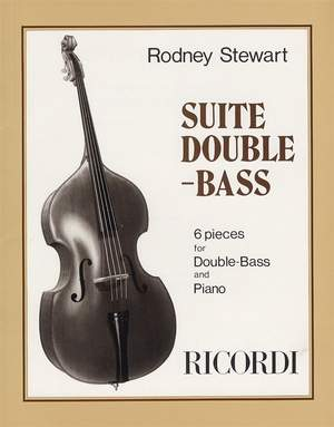 Rodney Stewart: Suite Double Bass Book 1 Db & Pf