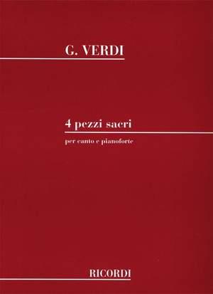 Giuseppe Verdi: 4 Pezzi Sacri
