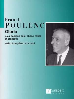 Francis Poulenc: Gloria Product Image