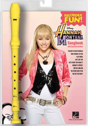 Hannah Montana Recorder Fun ! Pack Product Image