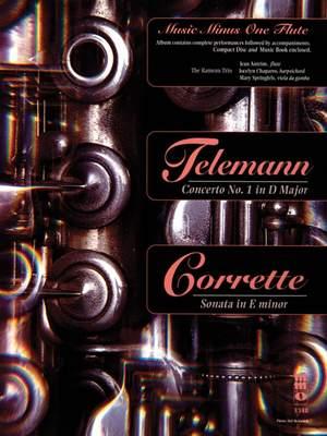 Georg Philipp Telemann_Corrette: Concerto No. 1 in D Major - Sonata in E minor