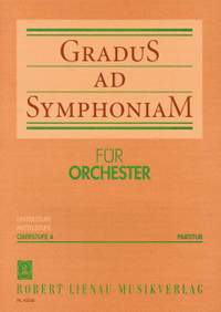 Georg Christoph Wagenseil: Gradus ad Symphoniam Oberstufe Band 4