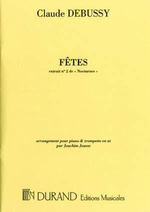Debussy: Fêtes