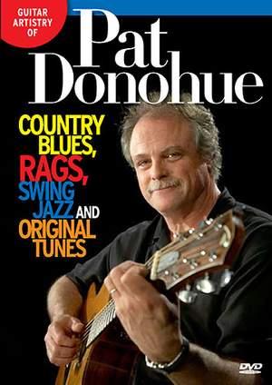 Pat Donohue: Guitar Artistry Of Pat Donohue