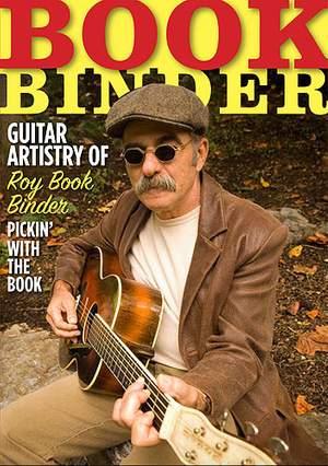 Roy Book Binder: Guitar Artistry Of Roy Book Binder