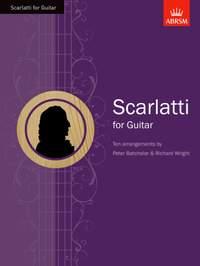 Domenico Scarlatti: Scarlatti For Guitar