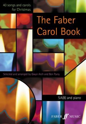 Gwyn Arch_Ben Parry: The Faber Carol Book