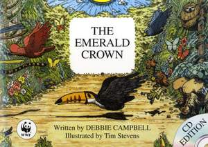Debbie Campbell: The Emerald Crown (Book/CD)