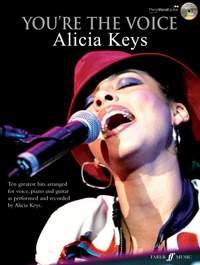 A. Keys: You'Re The Voice