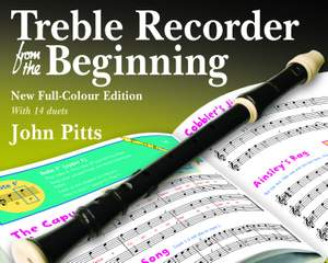 Treble Recorder From The Beginning Pupil's Book