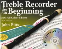 Treble Recorder From The Beginning & CD