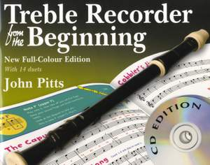 Treble Recorder From The Beginning & CD Product Image