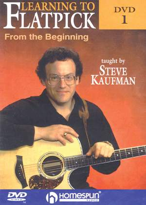 Steve Kaufman: Learning to Flatpick