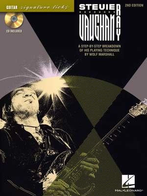 Stevie Ray Vaughan - 2nd Edition Product Image