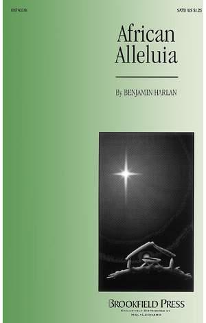 Benjamin Harlan: African Alleluia