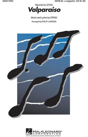 Sting Sting: Valparaiso Product Image