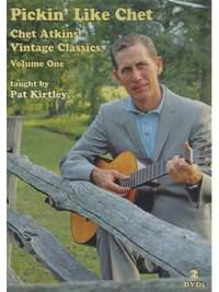 Chet Atkins_Pat Kirtley: Pickin' Like Chet - Chet Atkins' Vintage Classics