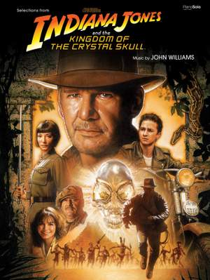 John Williams: Indiana Jones: Crystal Skull (piano) Product Image
