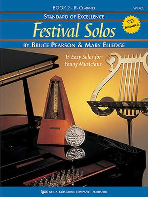 Bruce Pearson_Mary Elledge: Standard Of Excellence Festival Solos 2