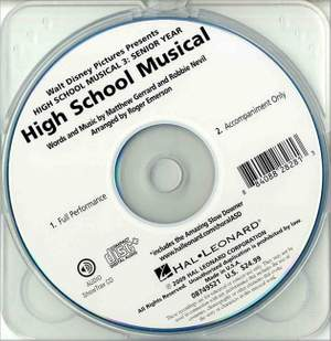 Matthew Gerrard_Robbie Nevil: High School Musical High School Mus.3)