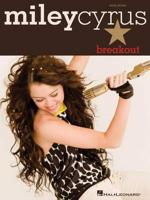 Miley Cyrus Breakout - Easy Piano Product Image