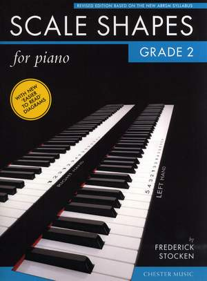 Scale Shapes For Piano - Grade 2 (2nd Edition)