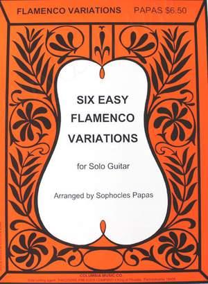 Papas: 6 Easy Flamenco Variations