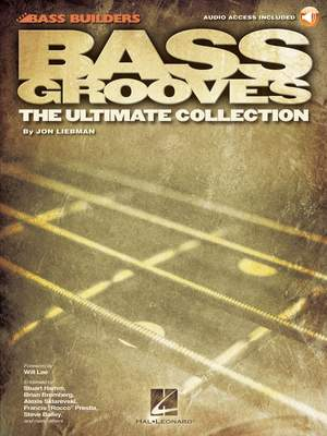 Bass Grooves The Ultimate Collection