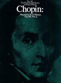 Frédéric Chopin: Mazurka In A Minor Op.69 No.2