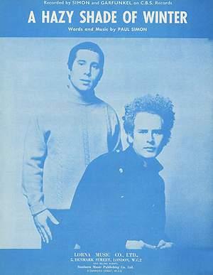 Art Garfunkel_Paul Simon: A Hazy Shade Of Winter