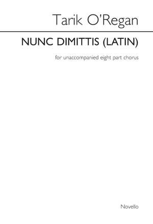 Tarik O'Regan: Nunc Dimittis (Latin)