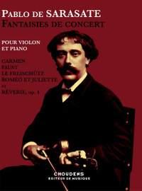 Pablo de Sarasate: Fantaisies De Concert