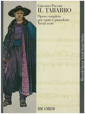 Giacomo Puccini: Il Tabarro